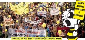 March Monsanto